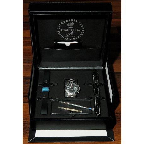 FORTIS COSMONAUTS LIMITED BOX
